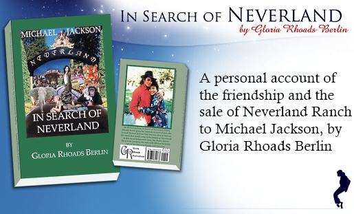 In Search Of Neverland by Gloria Rhoads Berlin